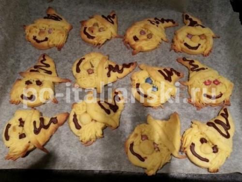 Печенье для Бефаны