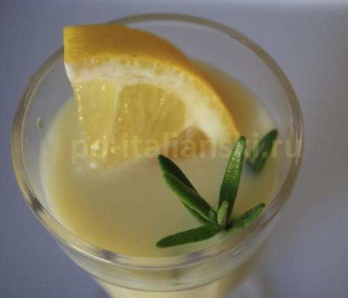 Крем лимончелло