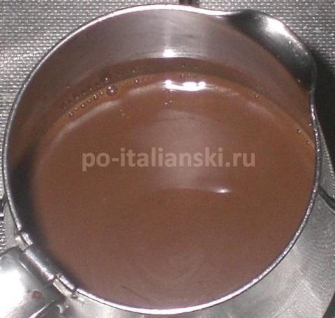 Кофейный чизкейк