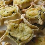 Фаготтини с картошкой и сыром