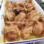 Рецепт приготовления кролика в духовке