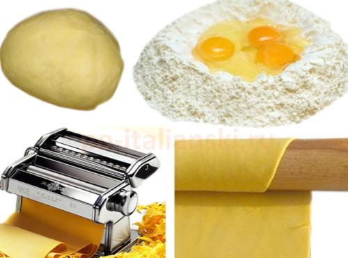 Как приготовить пасту для лазаньи дома