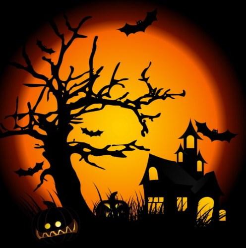 Пицетта к Хэллоуину